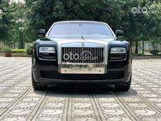 Rolls Royce Ghost EWB 6.6 V12 sx 2010 dkld 2012