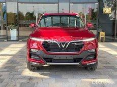 Cần bán xe VinFast LUX SA2.0 bản nâng cao 2021, màu đỏ