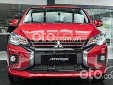 Mitsubishi Attrage 2021, nhận ngay xe chỉ với 375tr, tặng gói PK 10tr,+ 1 năm BHVC hỗ trợ lái thử