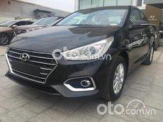 Bán Hyundai Accent 1.4 MT đời 2021, màu đen, giá chỉ 470 triệu
