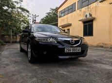 Bán Mazda 6 năm 2003, màu đen, nhập khẩu