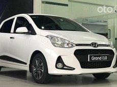 Cần bán xe Hyundai Grand i10 1.2 MT đời 2021, màu trắng