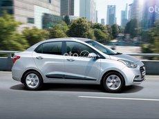 Cần bán xe Hyundai Grand i10 1.2 AT đời 2021, màu bạc, giá tốt
