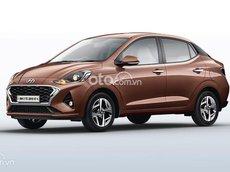 Bán xe Hyundai Grand i10 1.2 MT năm sản xuất 2021, màu nâu, giá chỉ 425 triệu