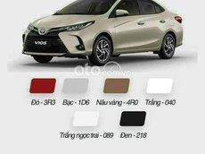 Toyota Vios - Chất lượng hàng đầu, giá trị bền lâu => Vua doanh số