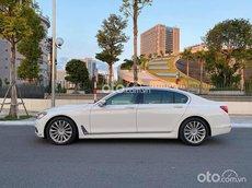 Bán BMW 740Li sản xuất năm 2018, màu trắng như mới