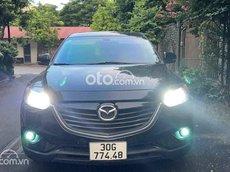Cần bán xe Mazda CX 9 đời 2012, màu đen