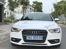 Cần bán lại xe Audi A4 đời 2014, màu trắng, xe nhập