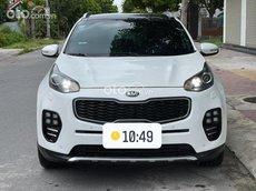 Bán xe Kia Sportage đời 2015, màu trắng, nhập khẩu Hàn Quốc