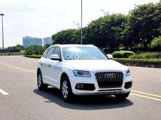 Cần bán gấp Audi Q5 năm 2014, màu trắng, nhập khẩu nguyên chiếc