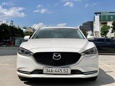 Em vừa về Mazda 6 2.0 Premium trắng, sx 2020 tư nhân một chủ sử dụng từ đầu