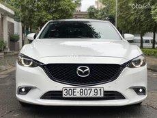 Bán Mazda 6 2.0 Premium biển HN, lốp zin theo xe đời 2017