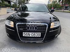 Bán Audi A8 L 4.2 sản xuất 2009, màu đen, xe nhập còn mới