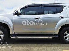 Bán ô tô Isuzu mu-X sản xuất 2019, màu bạc, nhập khẩu nguyên chiếc