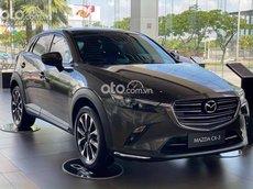 Bán Mazda CX3 Premium đời 2021, màu xám, giá chỉ 719 triệu