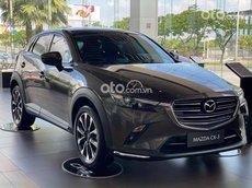 Bán xe Mazda CX3 Deluxe đời 2021, màu xám, 639 triệu