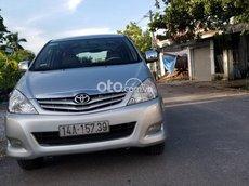 Cần bán Toyota Innova đời 2008 xe gia đình giá chỉ 368tr