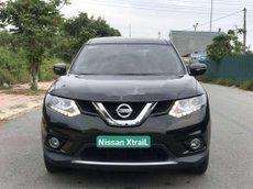 Bán Nissan X trail SL Premium đời 2018, màu đen