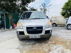 Xe Hyundai Starex đăng ký 2005 ít sử dụng giá tốt 165tr