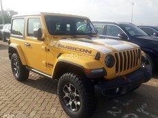 Bán Jeep Wrangler năm sản xuất 2021, màu vàng, nhập khẩu