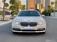 Bán BMW 740Li sản xuất năm 2018, màu trắng, xe nhập