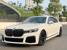 Bán BMW 740Li sản xuất 2019, màu trắng, giá thấp
