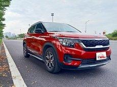 Bán Kia Seltos sản xuất 2020, màu đỏ đẹp như mới, giá chỉ 699 triệu