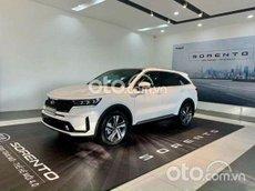 Cần bán xe Kia Sorento 2.2 Luxury đời 2021, màu trắng
