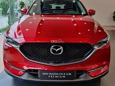 Mazda CX 5 2021 ưu đãi giảm tới 32tr nhận xe ngay chỉ với 168tr, quà tặng hấp dẫn, hỗ trợ lái thử, sẵn xe giao ngay