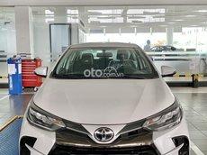 Bán Toyota Vios năm 2021 giảm cực lớn lên tới 70tr, hỗ trợ giảm 50% thuế trước bạ, tặng tiền mặt trực tiếp