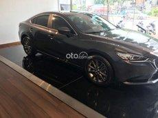 Bán xe Mazda 6 Luxury năm 2021, màu xám, giá chỉ 864 triệu