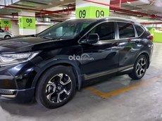 Bán Honda CRV 1.5Turbo bản L nhập khẩu nguyên chiếc sx 2020 màu đen, xe tư nhân chính chủ