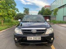 Cần bán xe Toyota Fortuner sản xuất 2008, màu đen