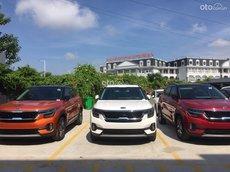 [Hà Nội] Bán xe Kia Seltos 1.4 Premium giao ngay, tặng full phụ kiện chính hãng, hỗ trợ trả góp 90%, trả trước 200tr