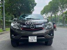 Mazda BT50 2.2L 4X2 máy dầu sx 2017, màu xám