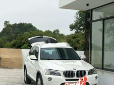 Cần bán BMW X3 đời 2012, màu trắng, nhập khẩu nguyên chiếc chính chủ, giá tốt