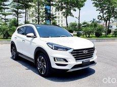 Bán xe Hyundai Tucson 2021, màu trắng