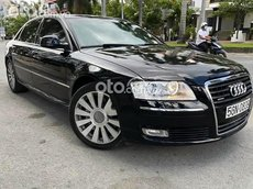 Cần bán gấp Audi A8 sản xuất 2009, màu đen, xe nhập còn mới