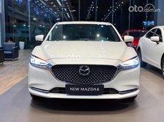 Bán Mazda 6 2.0 Premium năm 2021, màu trắng, 914 triệu
