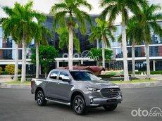 Cần bán Mazda BT 50 1,9 MT 2021, màu xám, nhập khẩu, giá 659tr