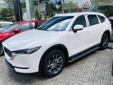 Bán xe Mazda CX-8 Deluxe sản xuất năm 2021, màu trắng giá cạnh tranh