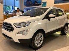 Bán xe Ford EcoSport 1.5L AT Trend đời 2021, màu trắng
