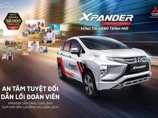 Chỉ duy nhất 500 chiếc tại Việt Nam - Mitsubishi Xpander phiên bản đặc biệt, nhanh tay đặt ngay