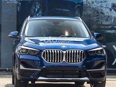 Bán xe BMW X1 Xline đời 2021, màu xanh lam, xe nhập