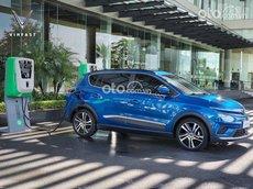 Bán ô tô VinFast VF e34 năm sản xuất 2021, màu xanh lam