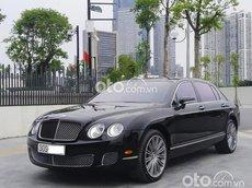 Bán Bentley Flying Spur năm sản xuất 2008, màu đen, nhập khẩu nguyên chiếc