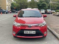 Toyota Vios 1.5G số tự đông sx 2014 form mới 2015 55.000 km giá 405tr