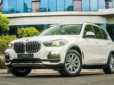 Bán BMW X5 sản xuất năm 2021, màu trắng, nhập khẩu