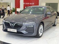 Bán VinFast LUX A2.0 cao cấp sản xuất 2021, màu xám
