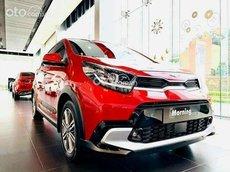 Bán ô tô Kia Morning AT đời 2021, màu đỏ, giá tốt